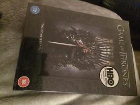 Game of Thrones Season 1 Boxset