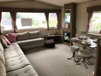 2015 ABI Summer Breeze 2 bedroom Static Caravan For Sale At Cherry Tree Holiday Park In Norfolk