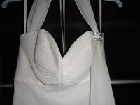 NEW D'zage wedding dress