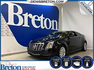 2013 CADILLAC CTS COUPE CTS-4 V6 AWD