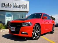 2015 Dodge Charger SXT Rallye V6 NAV REMOTE START HEATED SEATS R
