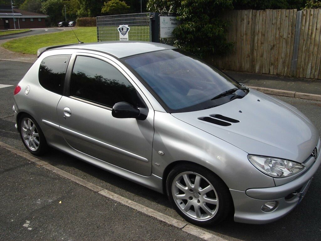 peugeot 206 gti hdi 110 in plymouth devon gumtree. Black Bedroom Furniture Sets. Home Design Ideas