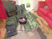 Great carp fishing set up