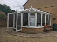 Anglian conservatory