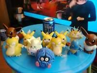 pokemon toys, figures, videos