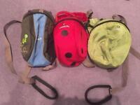 Little Life mini rucksacks with reins