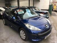 Peugeot 207 1.6 HDI *** £30 ROAD TAX 64.4 MPG! *** 12 MONTHS WARRANTY! ***