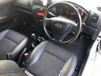 KIA PICANTO JUST UNDER 1.0L PETROL ENGINE MANUAL GEARBOX LONG MOT LOW MILAGE