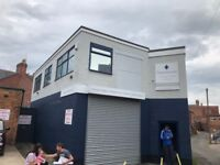 Central Doncaster Workshop / Lockup / Office with parking. Easy Access. 1 month free