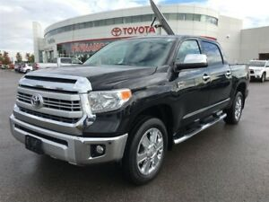 2014 Toyota Tundra Platinum - Local Vehicle, Fully Loaded, New T