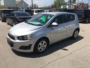 2014 Chevrolet Sonic LS MANAGER SPECIAL