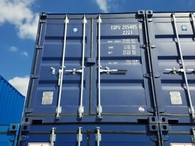 20ft Steel Storage Container / Shipping Container for sale. New condition. Easy open doors.
