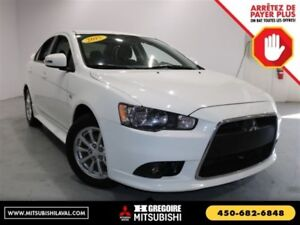 2015 Mitsubishi Lancer SE CVT Sunroof Bluetooth USb/MP3 Sieges-C