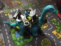 Imaginext dinosaur toy
