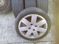 citroen c2 ally wheels