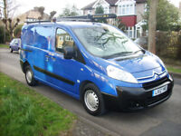 2012 12 REG CITROEN DISPATCH 1.6 HDI 1000 L1H1 DIESEL ONE OWNER FULL DOCUMENTED HISTO FROM NEW