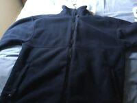 Gents work fleece jacket