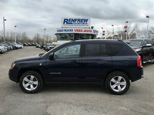2013 Jeep Compass Limited Nav/4wd/Leather