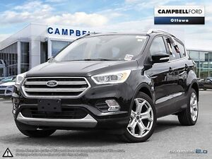 2017 Ford Escape Titanium AWD-7,000 KMS--LOADED