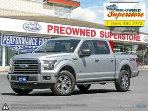 2016 Ford F-150 XTR***2.7L W/CHROME WHEELS***