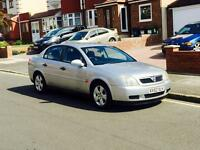 Vauxhall Vectra 1.8, Long MOT, Service History, Cheap 4 Insurance, Excellent 5 Door Car