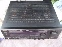 Sherwood 2 x 100W amplifier – party rental available