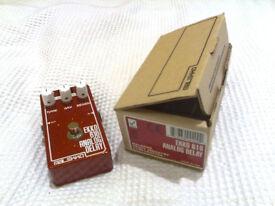 Malekko Ekko 616 analog delay pedal
