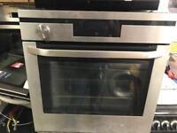 AEG fan steaming oven