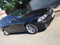 BMW 525i msport TOURING ESTATE AUTO FULLY LOADED (525 530i 530d 520i 520d a4 a6 320d 330d 325i 330i)