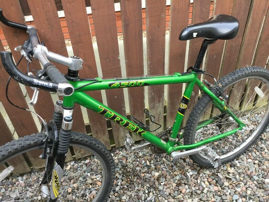 c7629527910 Trek 4500 Mountain Bike | in Crieff, Perth and Kinross | Gumtree