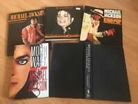Michael Jackson books