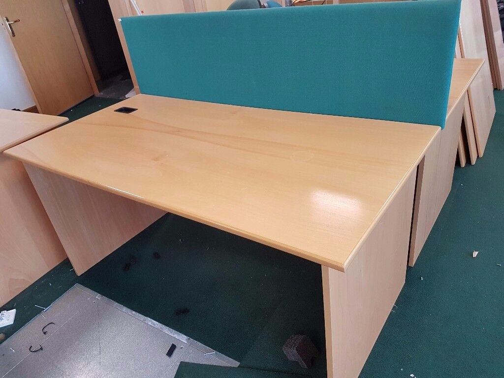 Executive office desk quantity available