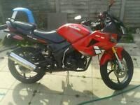 LEXMOTO XTRS 125