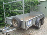Ifor Williams GD105G 10 X 5 Trailer