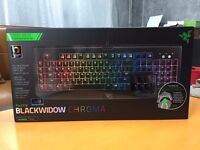 Razer BlackWidow Chroma - Mechanical Keyboard
