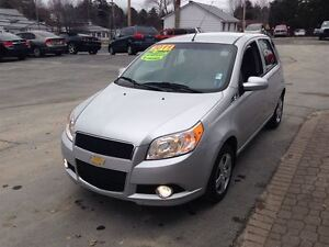 2011 Chevrolet Aveo LT New condition 31, 000 kms
