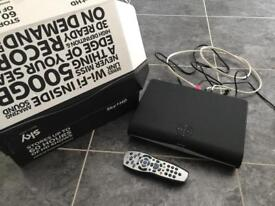 Sky+ HD box great condition