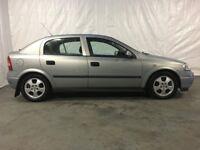 2001 Vauxhall Astra 1.8i 16v CDX Hatchback 5dr auto *** MOT ***