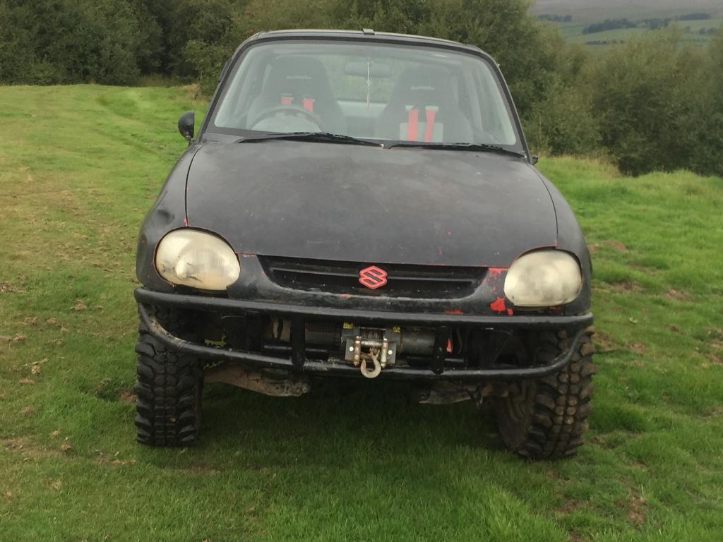Suzuki X90 Off Road Vehicle Not Vitara Or Jimny Or Xj Or