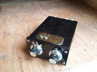 MCP Audio Passive Pre-Amp (3-input, custom build). New.