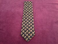 ETC... Essential Tie Collection - Teddy Bear Tie - Beautiful Condition - Ready To Wear
