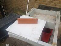 brick slips terracotta