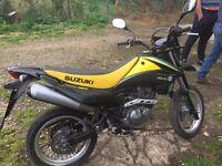 Suzuki DR125 SM