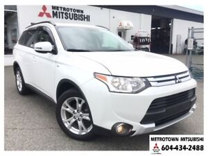 2015 Mitsubishi Outlander SE Touring; Local & No accidents! Cert