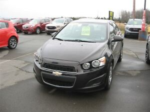 2013 Chevrolet Sonic LT Auto ( $ 85.17 biweekly)