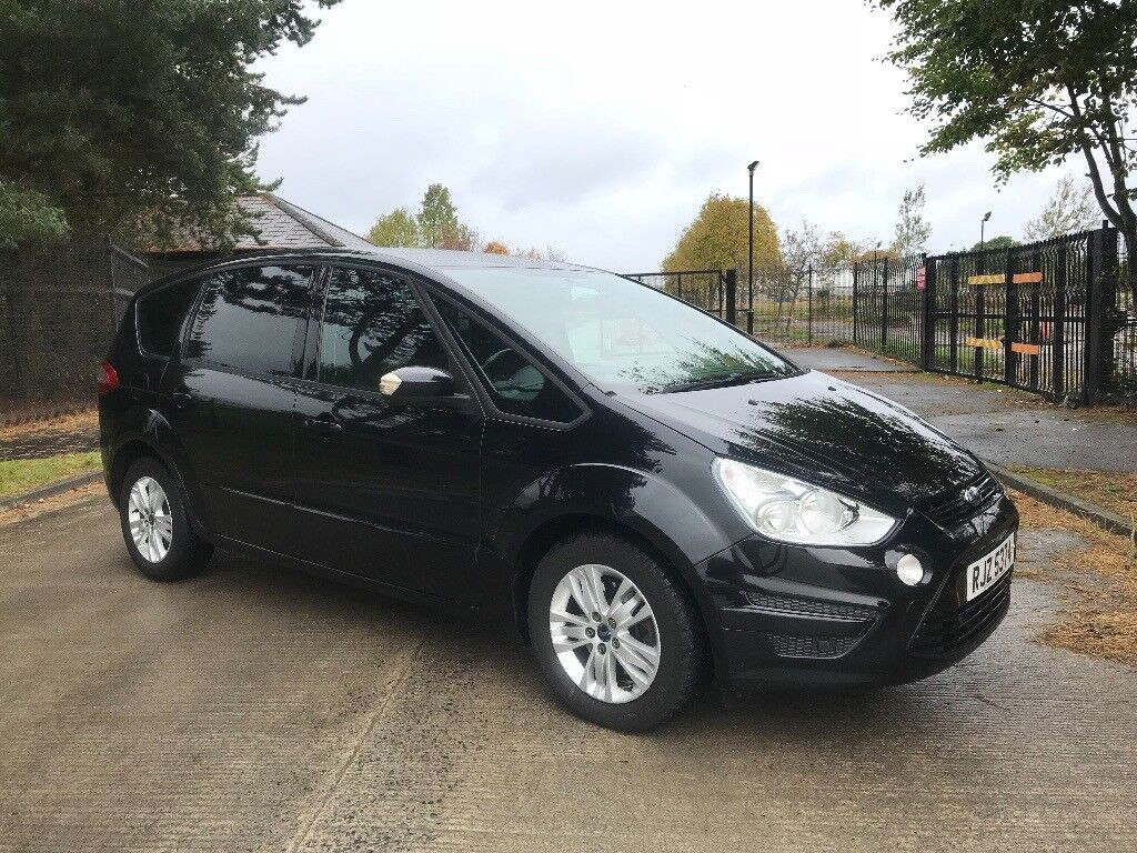 Ford S-Max (Zetec C-Max Sharan 7 seater Picasso Alhambra)