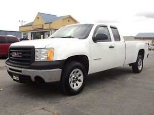 2013 GMC Sierra 1500 ExtCab 4X4 8ft Box 5.3 Litre