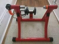 Magnetic turbo trainer