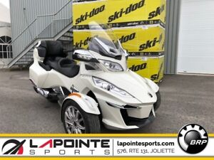 2016 Can-Am Spyder RT SE6 Limited
