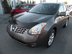 2009 Nissan Rogue SL AWD Cuir Toit Ouvrant